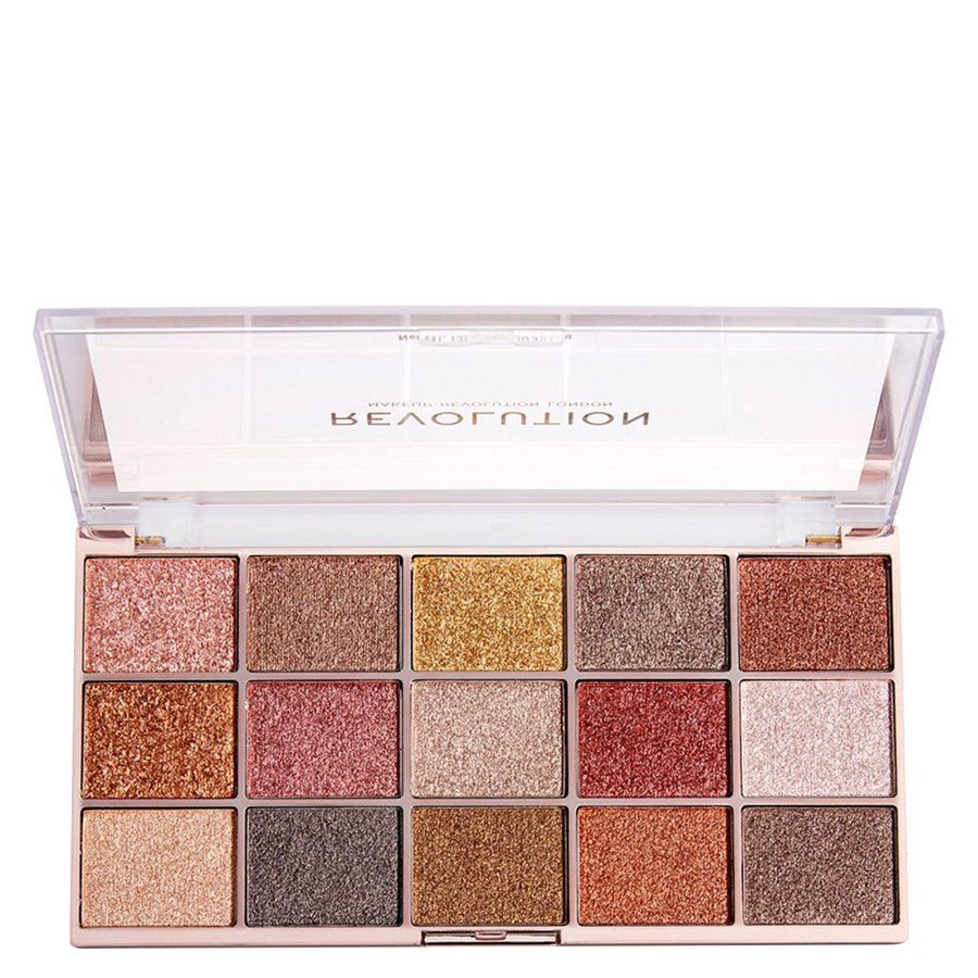 Makeup Revolution Foil Frenzy Fusion Eyeshadow Palette 15x1,1g