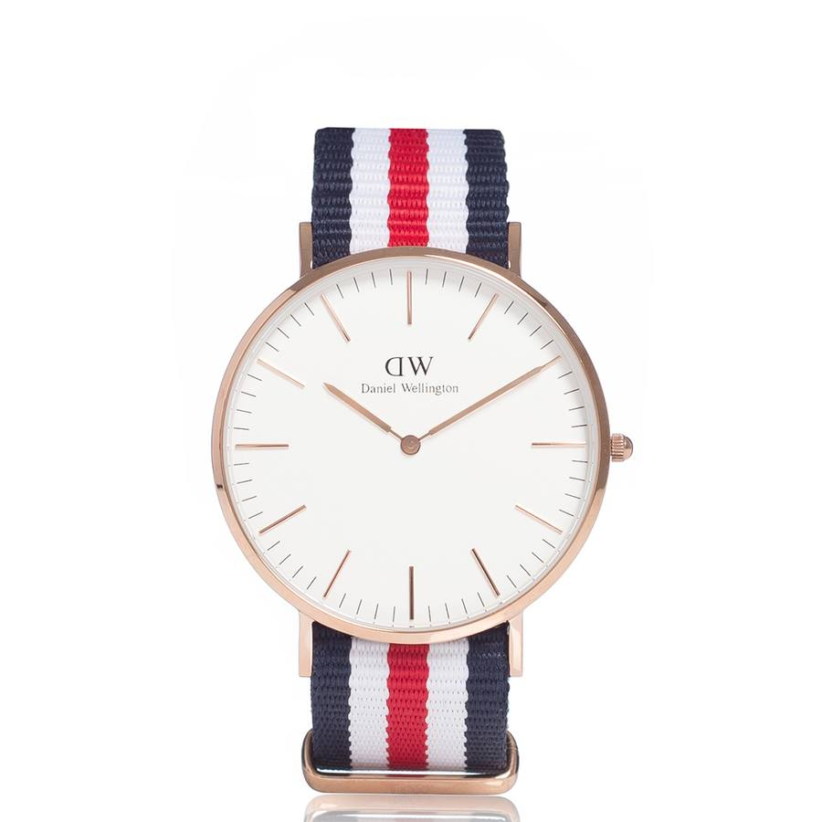 Daniel Wellington Classic Canterbury Rose Gold 40mm DW00100002