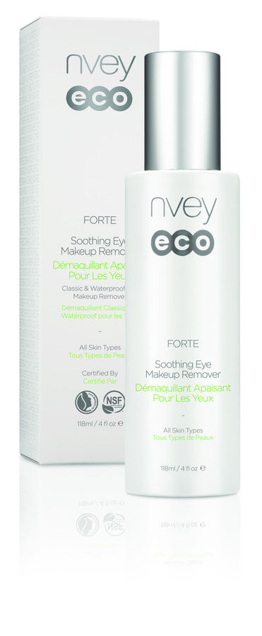 Nvey ECO Forte Soothing Eye Makeup Remover 118ml