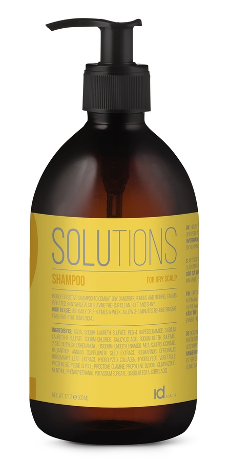 Id Hair Solutions No.2 500ml