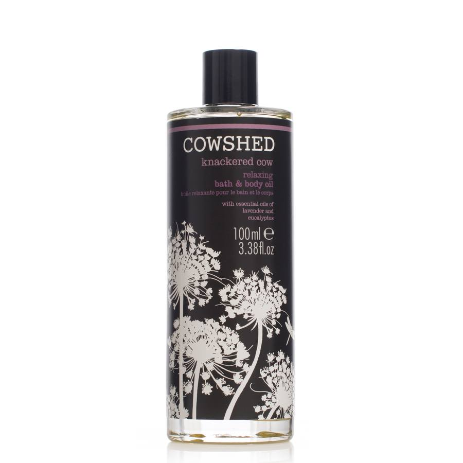 Cowshed Knackered Cow Relaxing Bath & Body Oil 100ml