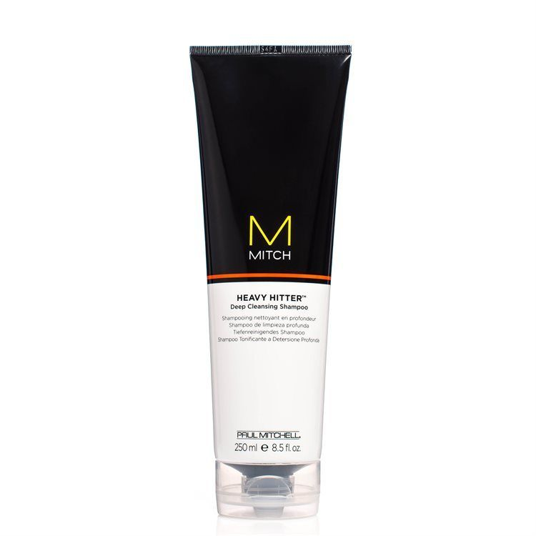 Paul Mitchell Mitch Double Hitter Sulfate Free 2-in-1 Shampoo & Conditioner 250ml