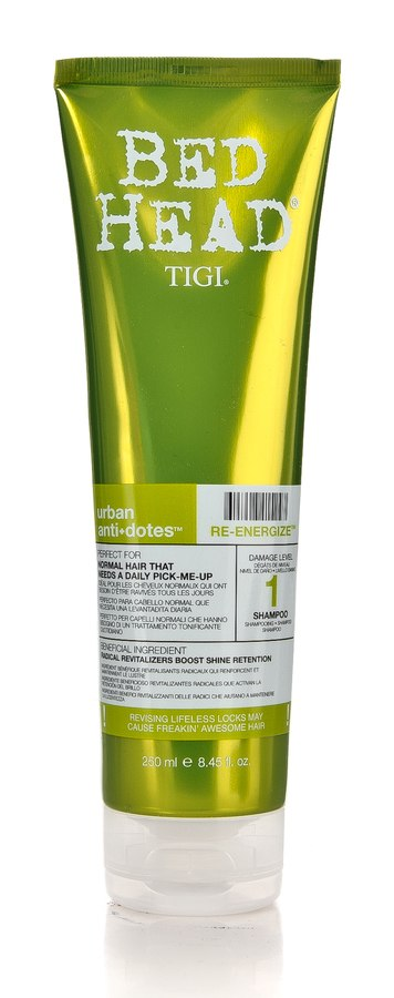 Tigi Bedhead Urban Antidotes Re-energize Shampoo 250ml