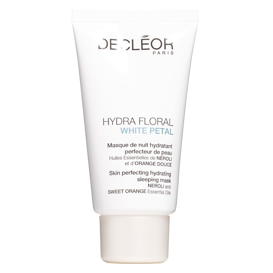 Decléor Hydra Floral White Petal Repairing & Renovating Sleeping Mask 50ml