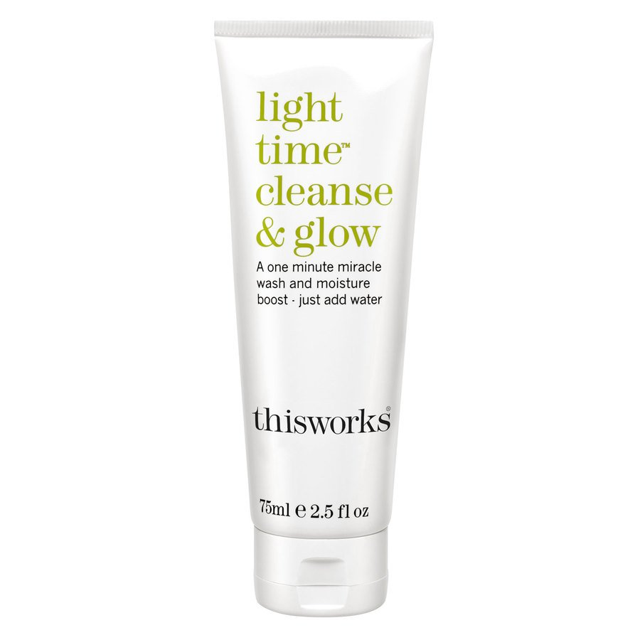 This Works Light Time Cleanse & Glow 75ml