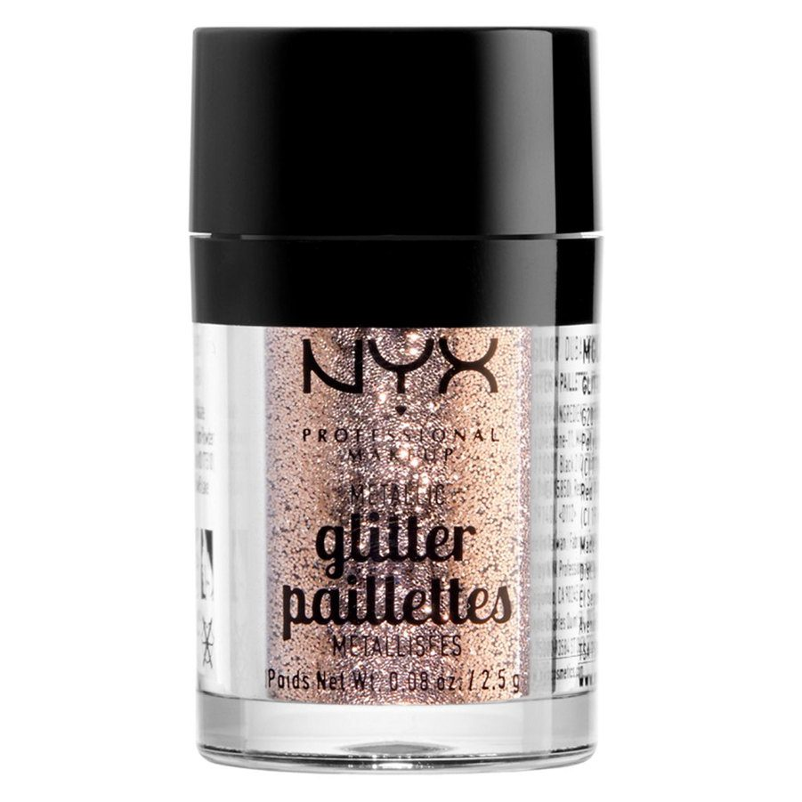 NYX Professional Makeup Metallic Glitter Goldstone