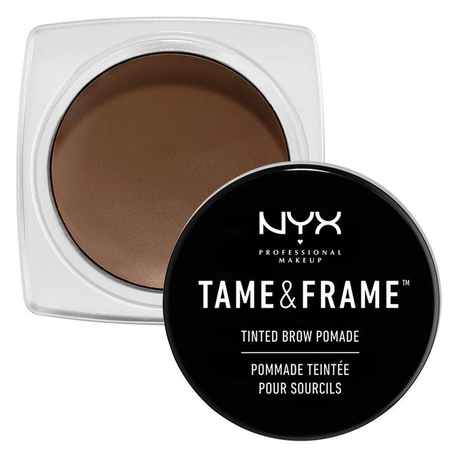 NYX Professional Makeup Tame & Frame Tinted Brow Pomade 03 Brunette TFBP03