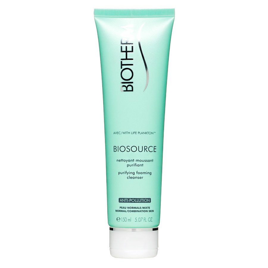 Biotherm Biosource Purifying Foaming Cleanser 150ml