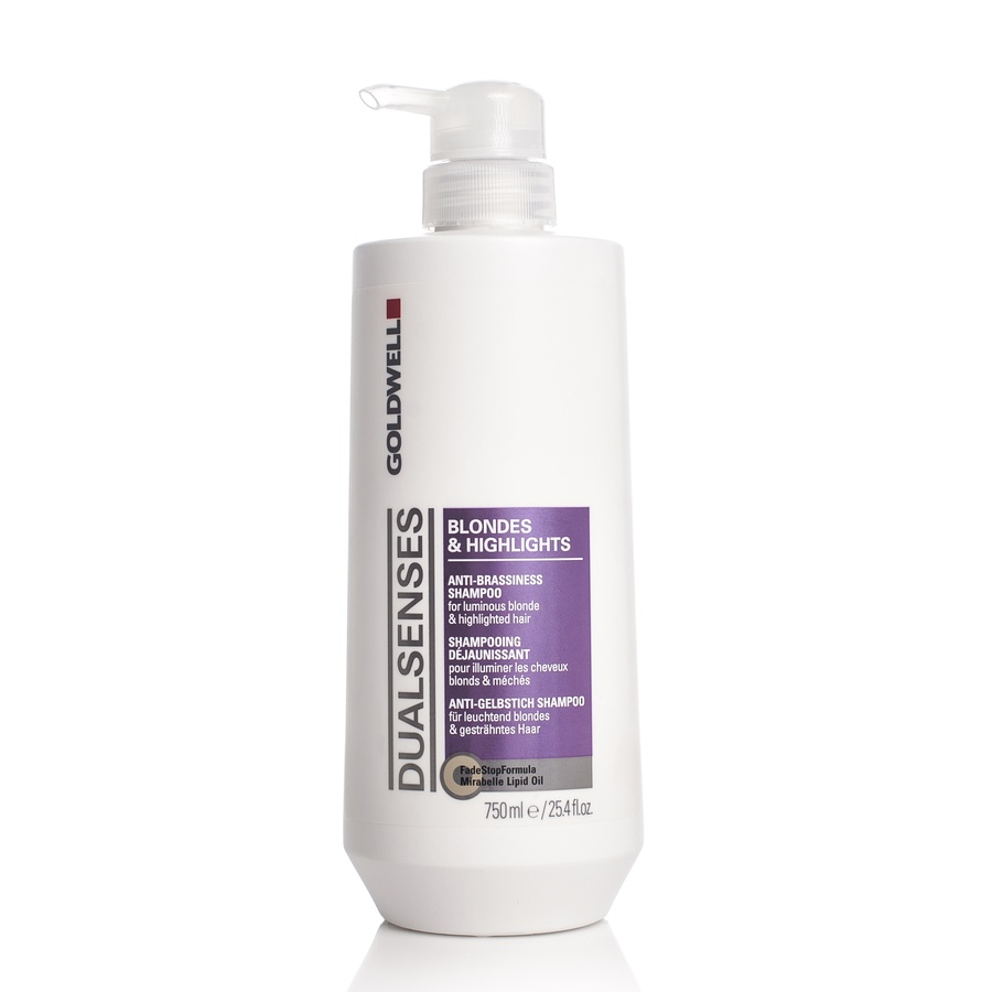 Goldwell Dualsenses Blondes & Highlights Anti-Brassiness Shampoo 750ml