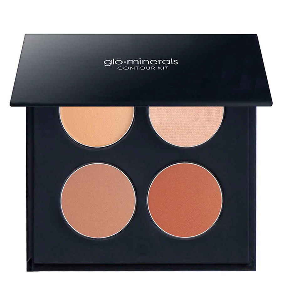 glóMinerals Contour Kit Medium To Dark