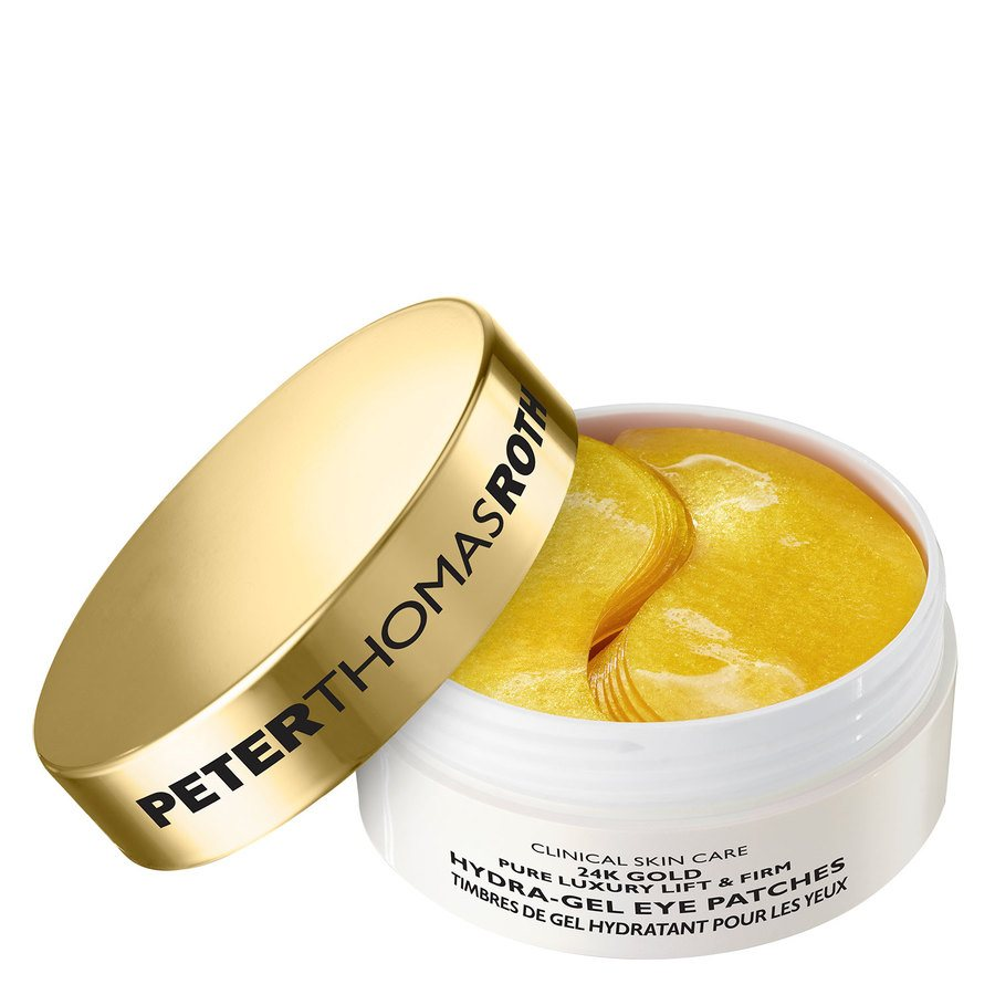 Peter Thomas Roth 24K Gold Pure Luxury Lift & Firm Hydra Gel Eye Patches 60stk