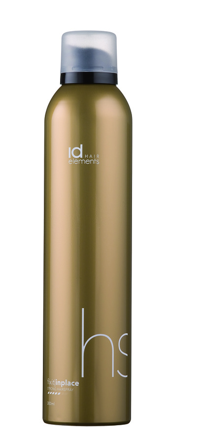 Id Hair Gold Fixit Hairspray Strong 300ml