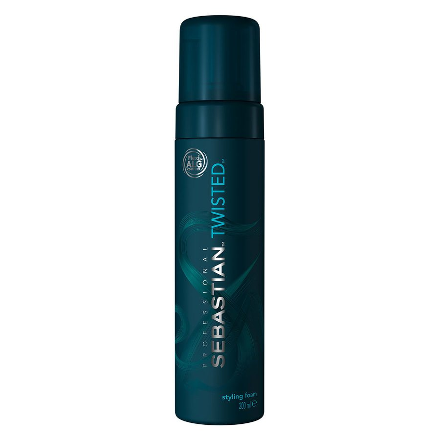 Sebastian Twisted Curl Styling Foam 200ml