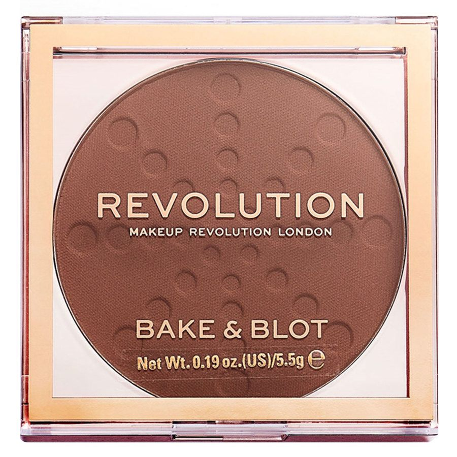 Makeup Revolution Bake And Blot Deep Dark 5,5g