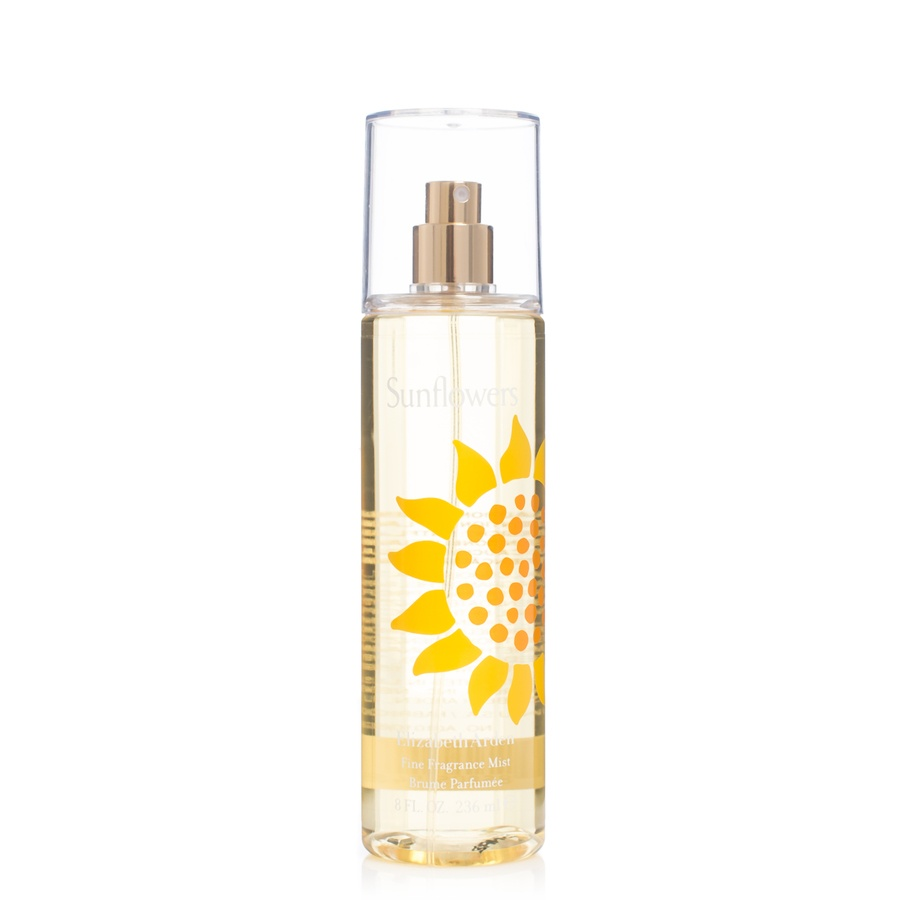 Elizabeth Arden Sunflowers Fine Fragrance Mist 236 ml
