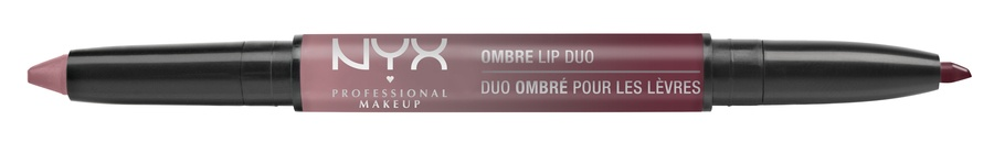 NYX Prof. Makeup Ombre Lip Duo Lipstick & Lipliner Old10 Rags & Riches