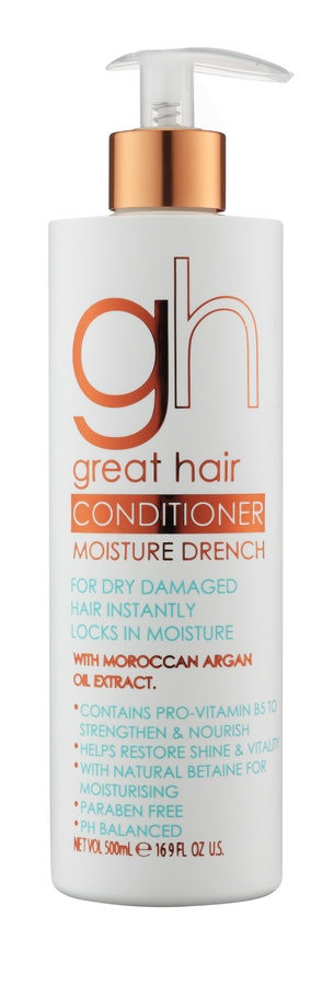 Baylis & Harding Great Hair Conditioner With Moroccan Argan Oil Extract 500ml