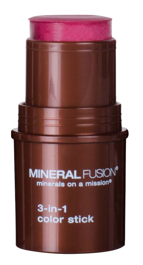 Mineral Fusion Color stick berry glow