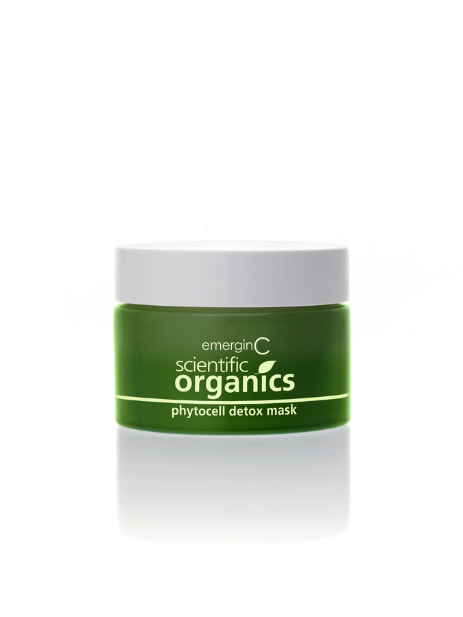 emerginC Phytocell Detox Mask 50ml