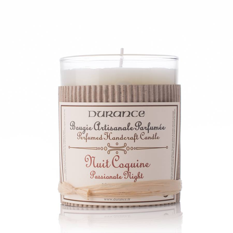 Durance Perfumed Handcraft Candle Passionate Night 180g