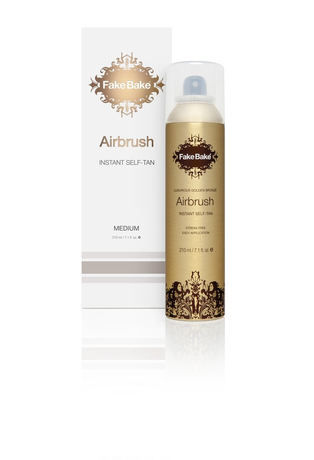 Fake Bake Airbrush Instant Self-Tan 210ml