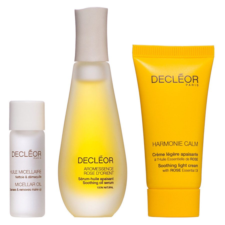 Decléor Aromessence Collection Rose D`Orient Soothing Ritual Kit