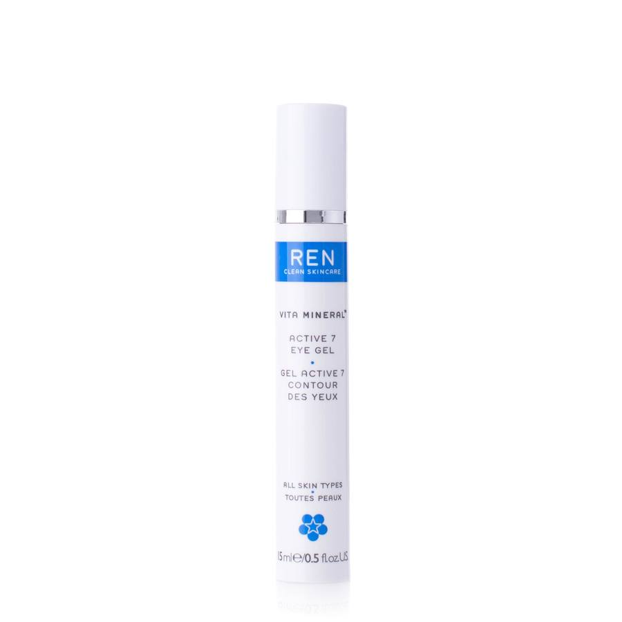 REN Vita-Mineral Active 7 Eye Gel 15ml