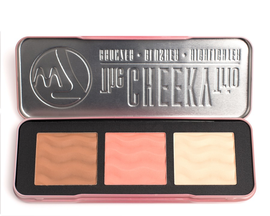 W7 Cosmetics Cheeky Trio