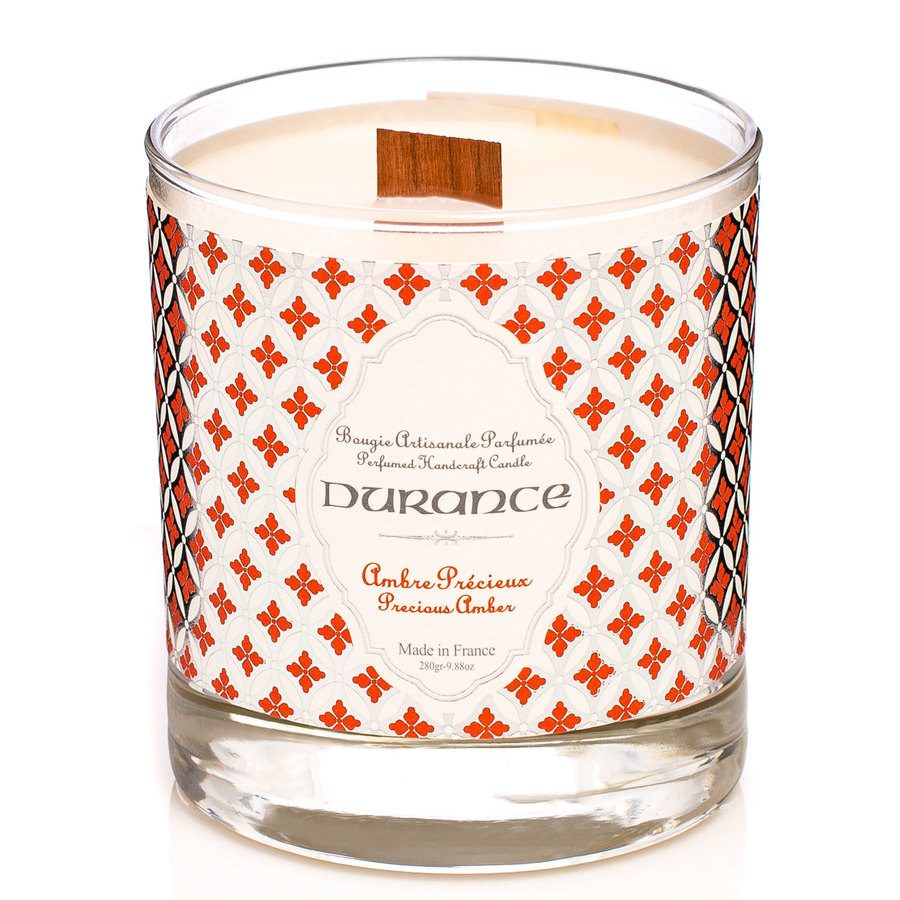 Durance Perfumed Handcraft Candle Precious Amber 280g