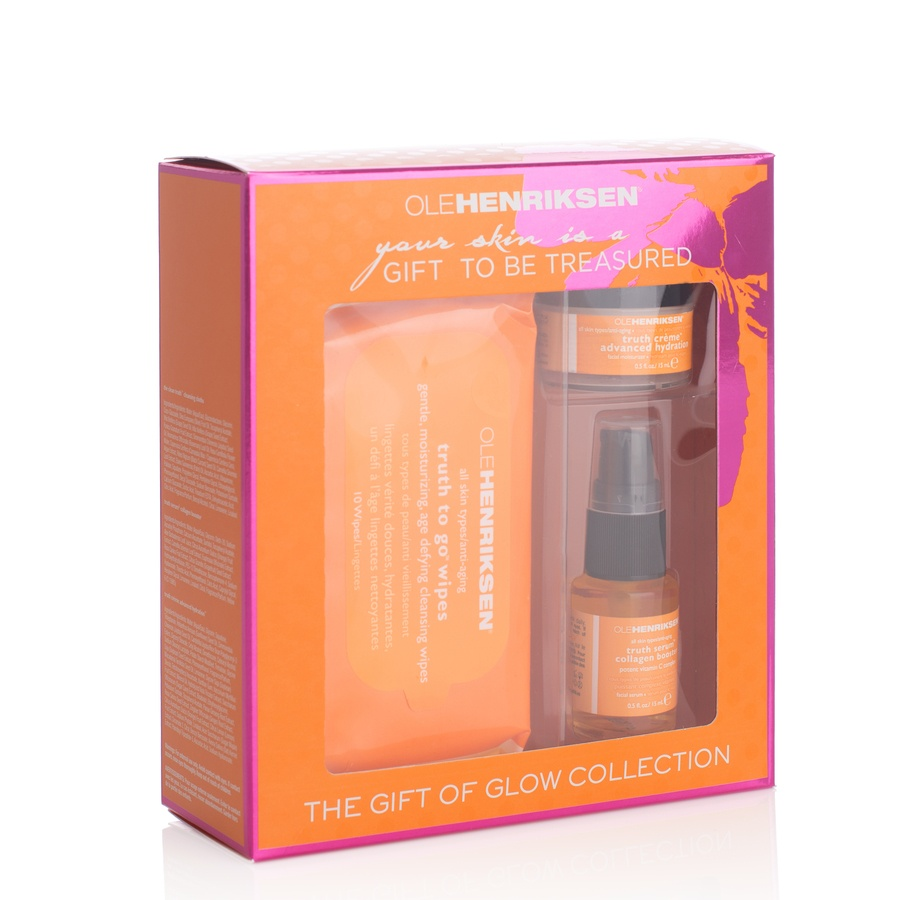 Ole Henriksen The Gift Of Glow Collection 3 Deler