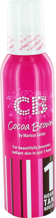 Cocoa Brown by Marissa Carter 1 Hour Tan Mousse 150ml