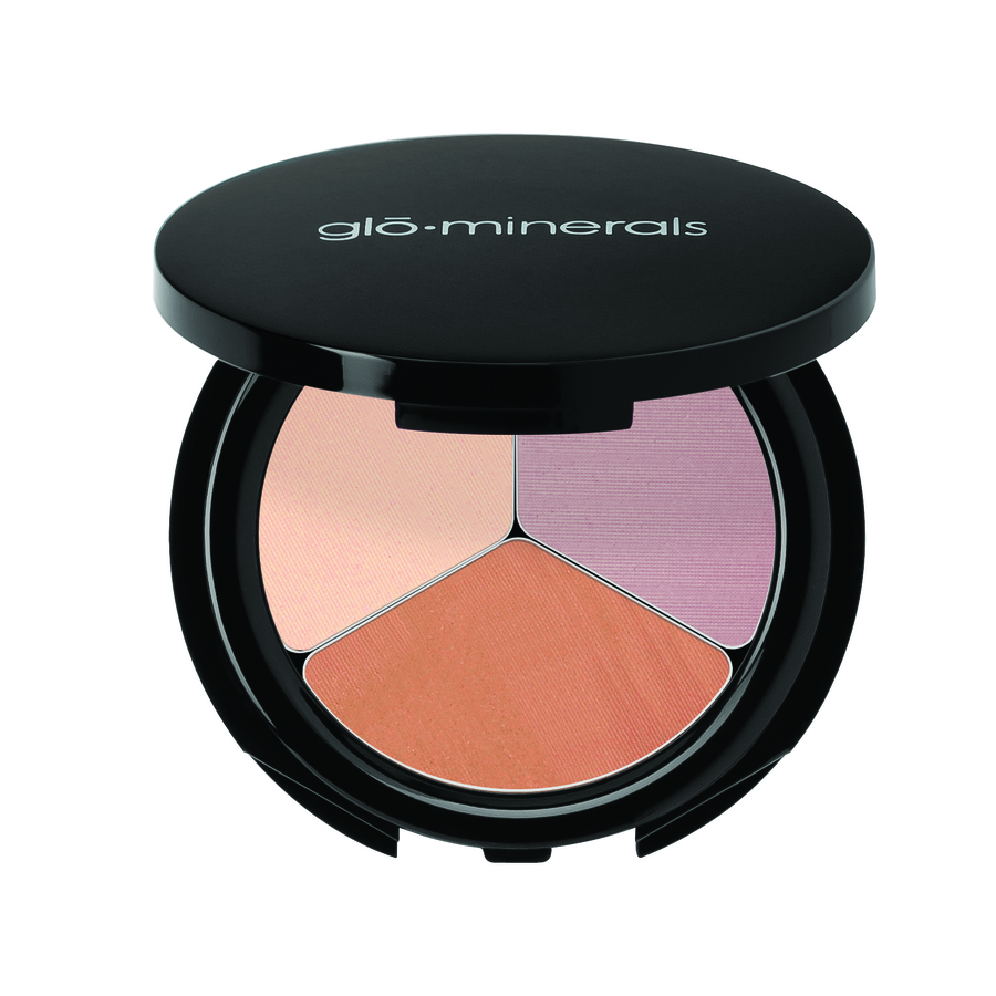 glóMinerals Eye Shadow Trio Eye Shadow Trio Sweet`n`Spicy