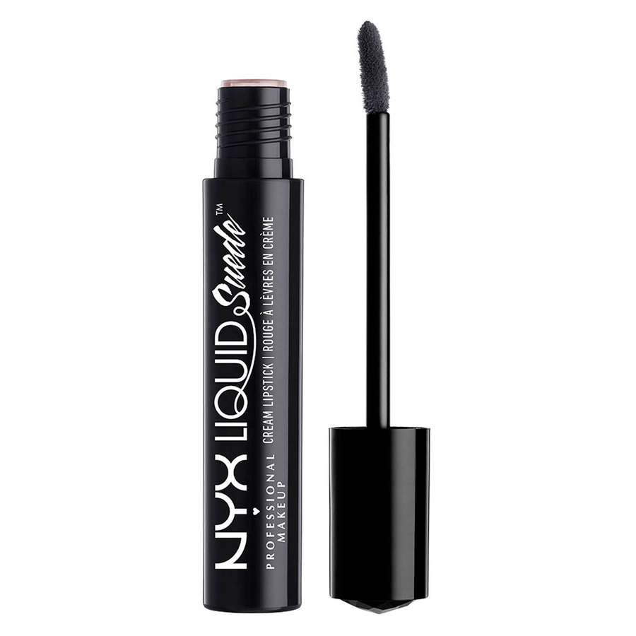 NYX Professional Makeup Liquid Suede Cream Lipstick Stone Fox LSCL01