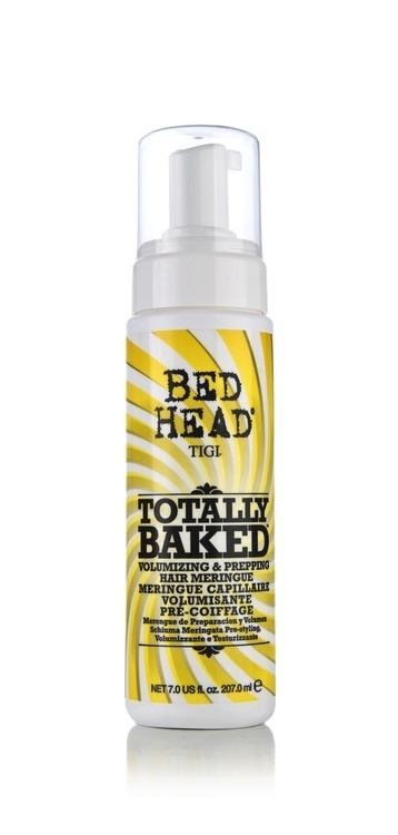 Tigi Bedhead Candy Fixations Totally Baked Meringue Styling Prep 207ml