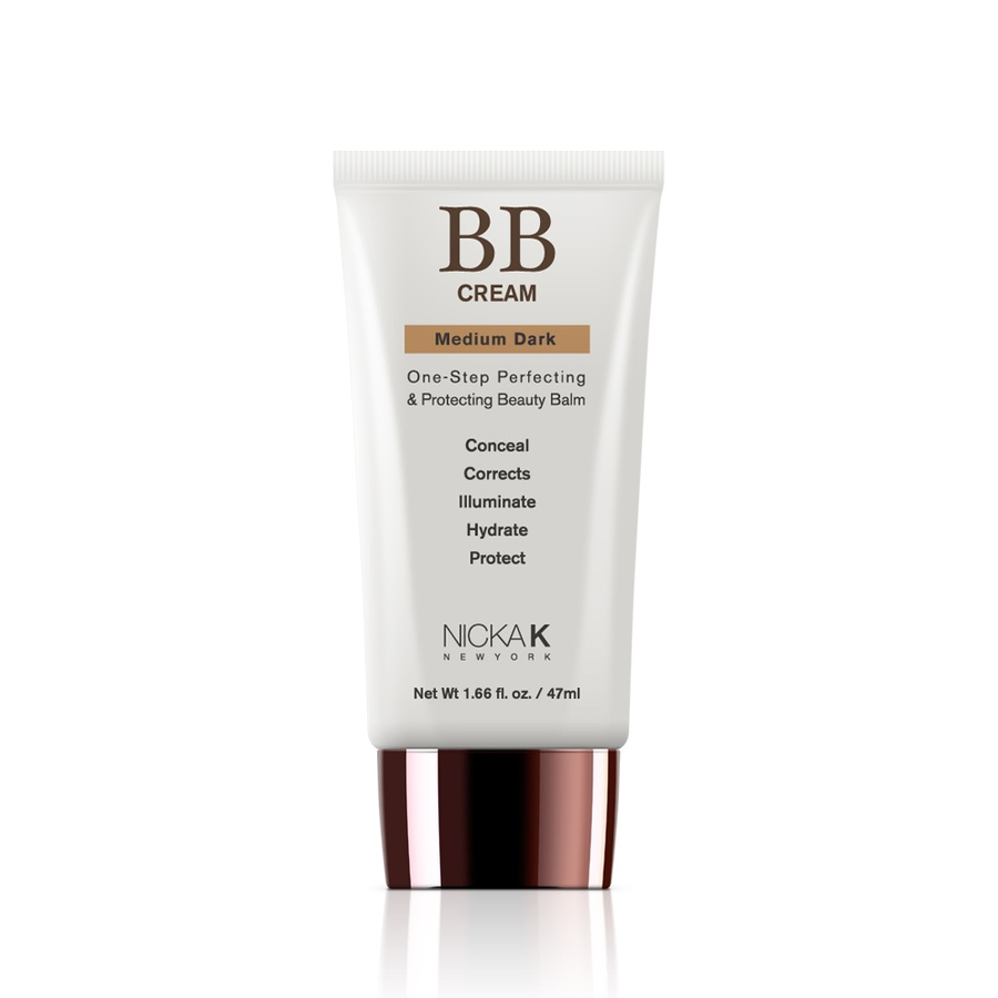 Nicka K New York BB Cream Medium Dark