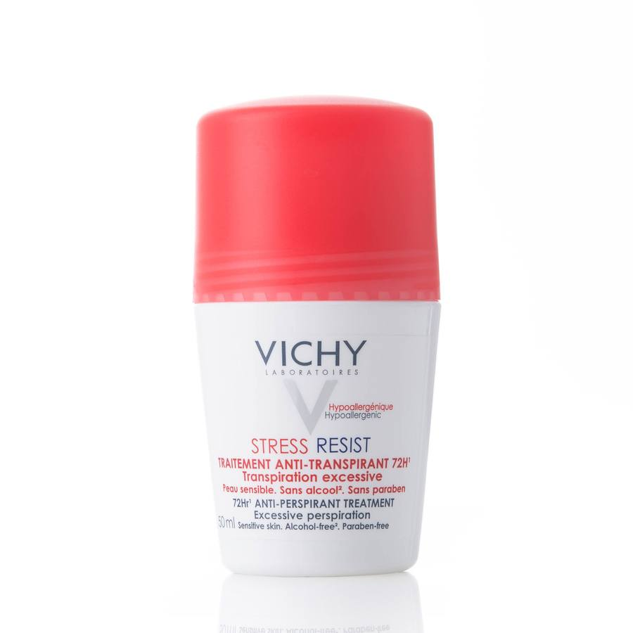 Vichy Antiperspirant Deodorant Roll-on 72h Stress Resist, 50ml