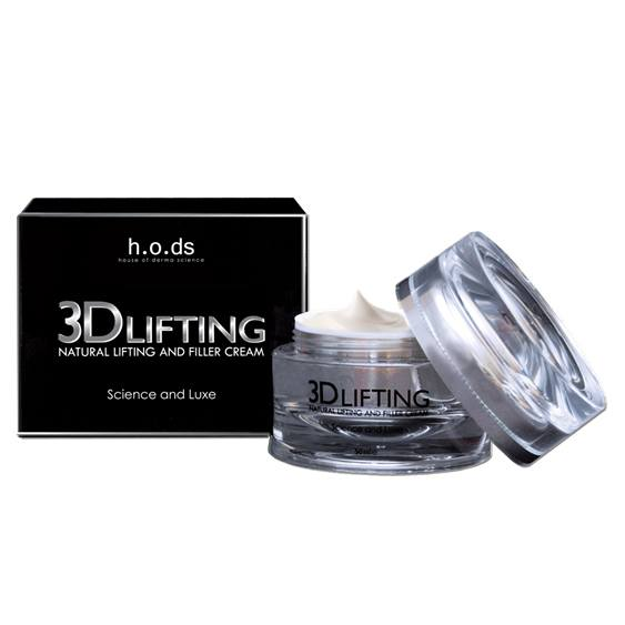 H.o.ds 3D Lifting Natural Lifting And Filler Cream