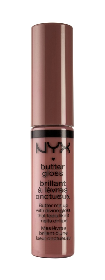 NYX Butter Gloss Angel Food Cake BLG15