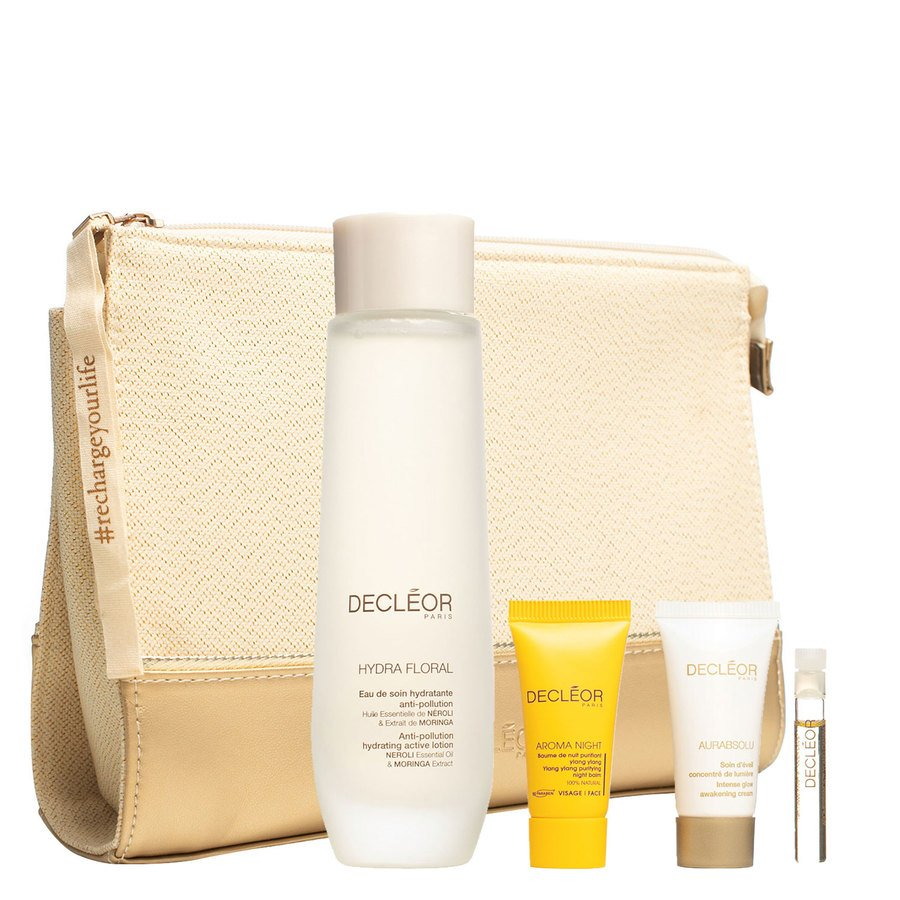 GWP Decleor Toilet Bag With Skincare