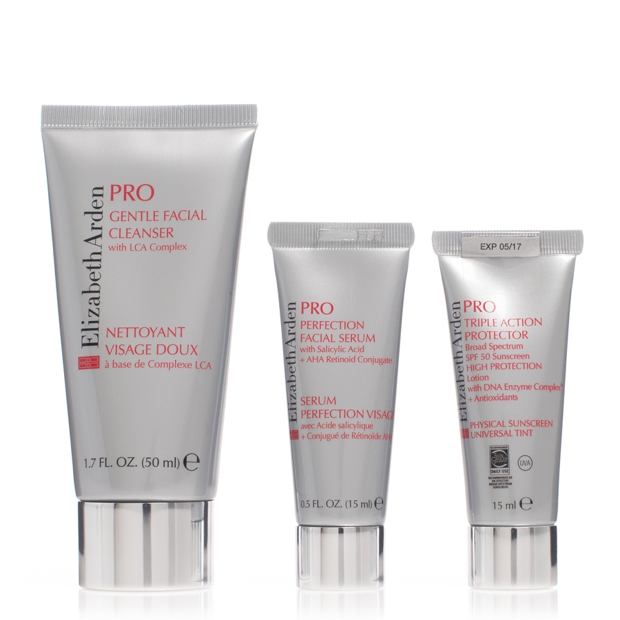 Elizabeth Arden Pro Skin Perfecting Try Me Kit