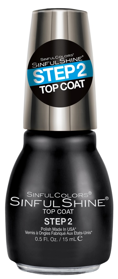 Kylie Jenner Sinful Shine Topcoat #1600 15ml
