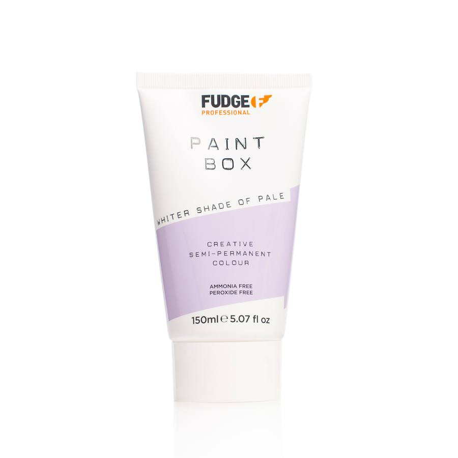Fudge Paintbox Tubes Whiter Shade Of Pale 150ml
