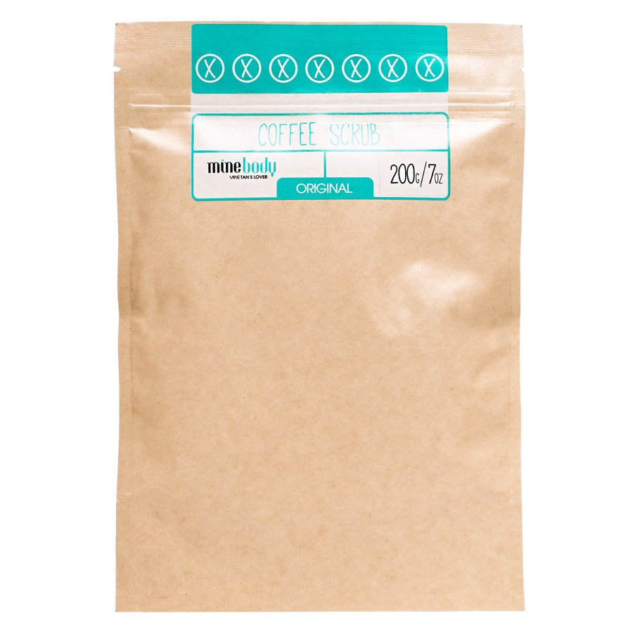 Mine Tan Coffee Scrub 200g