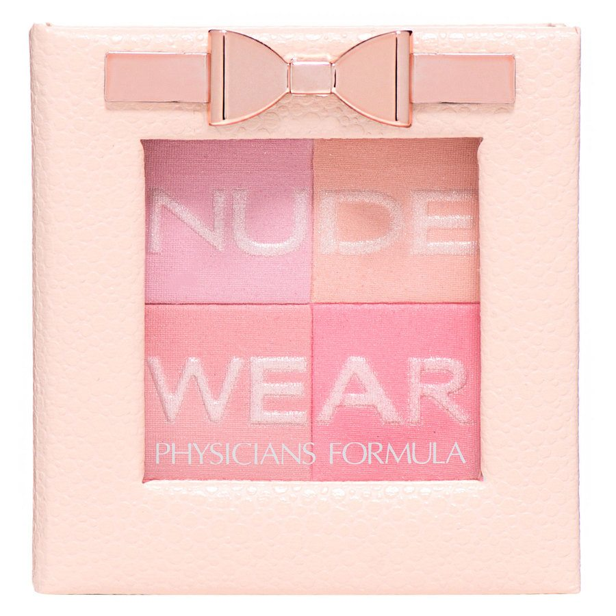 Physicians Formula Nude Wear Glowing Nude Blush Rose 5g