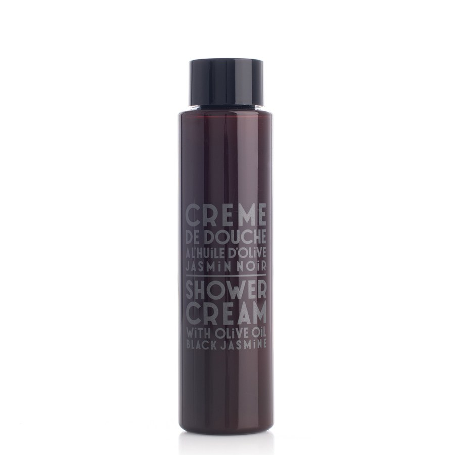 Compagnie De Provence Shower Cream With Olive Oil Black Jasmine 200ml