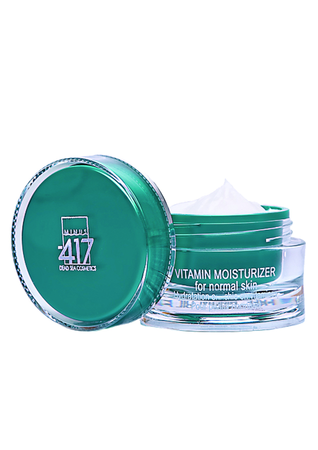 Minus417 Vitamin Moisturizer For Normal Skin 50ml