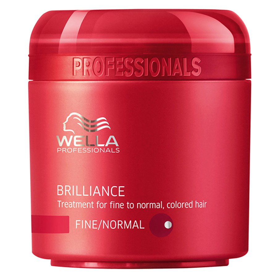 Wella Professionals Brilliance Treatment Fint/Normalt Hår 150ml
