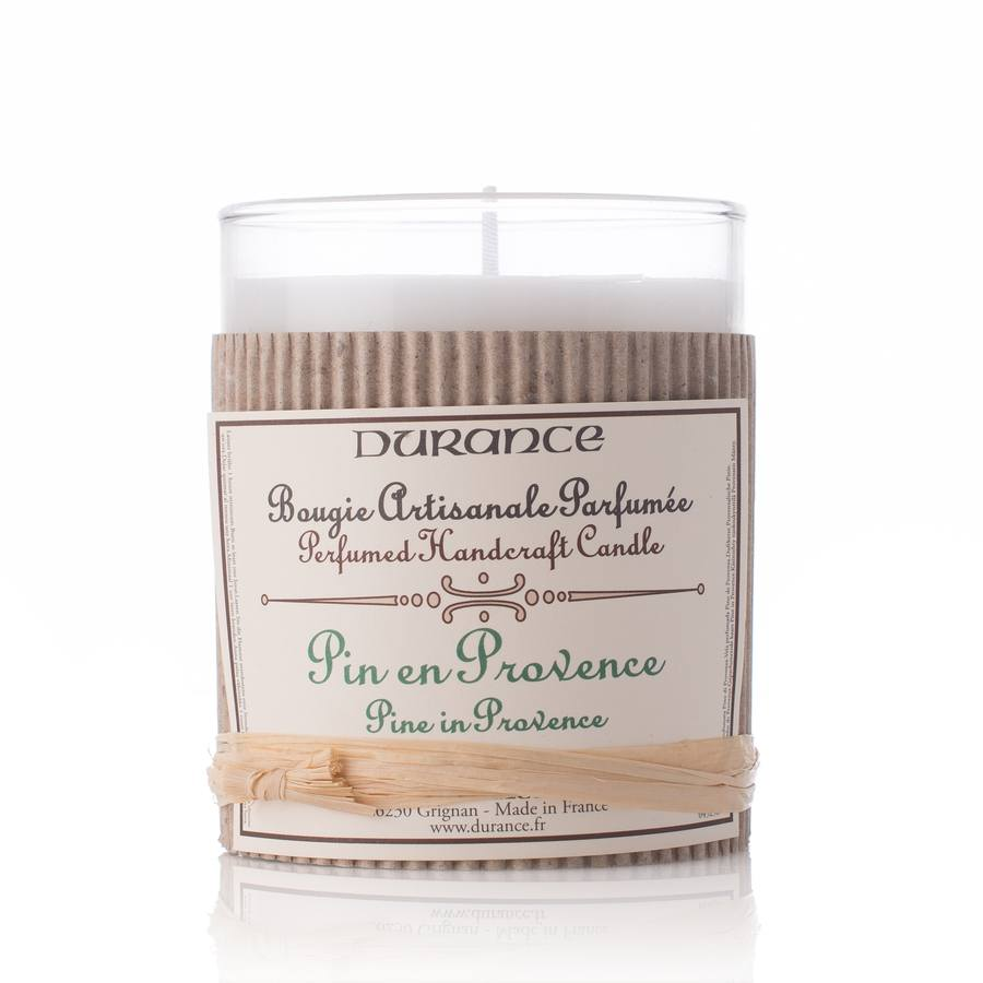 Durance Perfumed Handcraft Candle Pine In Provence 180g