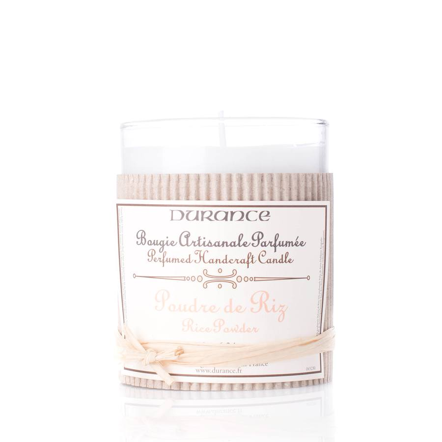 Durance Perfumed Handcraft Candle Rice Powder