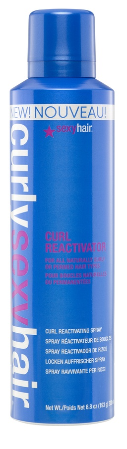 Curly Sexy Hair Curl Reactivator 200ml